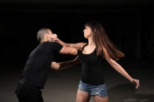 Womens' self defense class in Dallas, Oregon