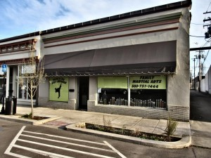Parkside Self Defense is located at 145 SW Mill St. in Dallas, Oregon