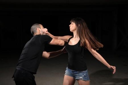 Womens' self defense class in Dallas, Oregon